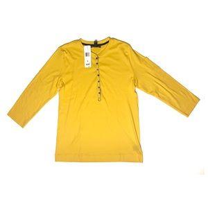Lauren Ralph Lauren Long Sleeve (Canary Yellow)